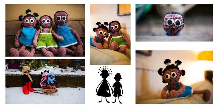 Little Ndaba Dolls
